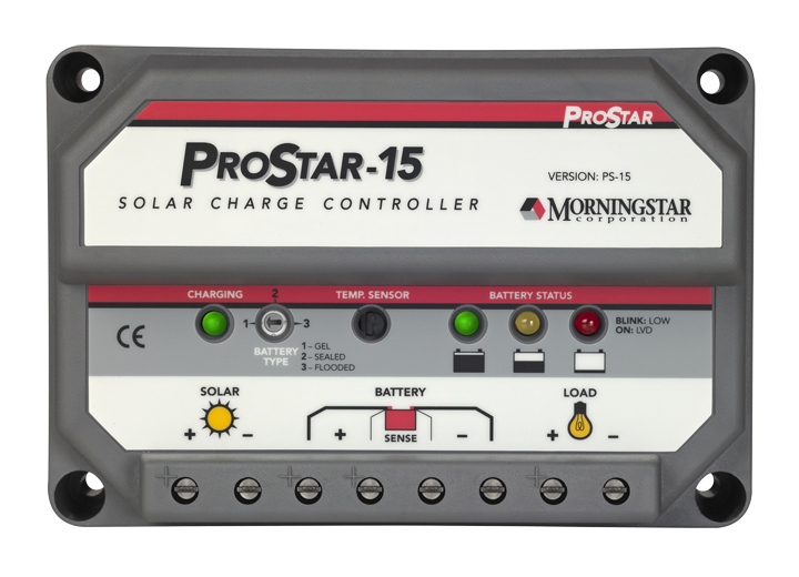 MORNINGSTAR PROSTAR PS15 12-24V