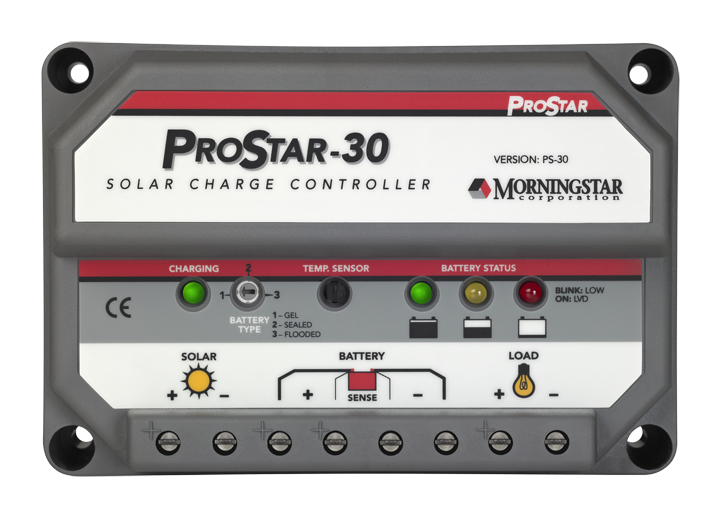 MORNINGSTAR PROSTAR PS-30 12-24V