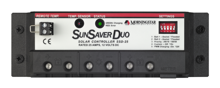 MORNINGSTARSUNSAVER DUO SSD-25