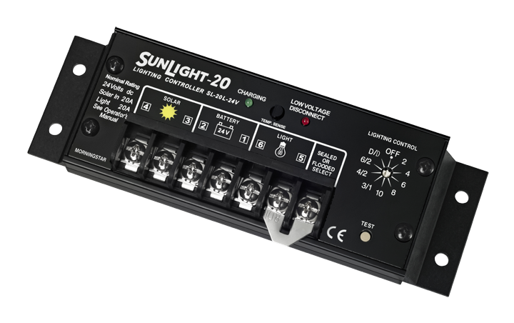 MORNINGSTAR SUNLIGHT SL-20 24V